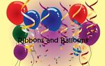Ribbons and Balloons