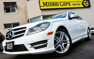 2013 Mercedes-Benz C250 C250 !Leather! Moonroof! Only$173/bi-wee