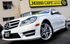 2013 Mercedes-Benz C250 Leather+USB/AuxIn+Moonroof! ONLY $174/bi