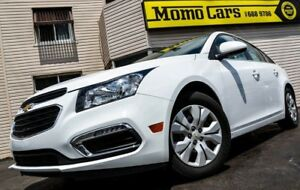 2015 Chevrolet Cruze LT! Fuel Economy! Only $103/Bi-weekly!