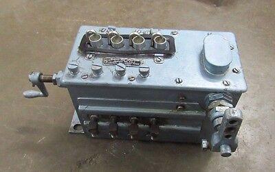 Madison Kipp Model 50 Sight Feed 4 Port Lubricator Pump