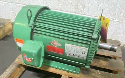 Us Electric A920a 10hp Electric Motor