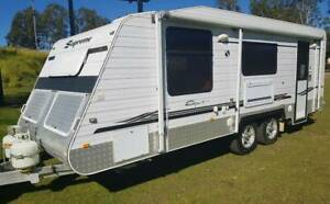 2010 Supreme Spirit 22ft, Ensuite, Annex Gympie Gympie Area Preview
