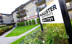 McAllister Apartments - 2 Bedroom Apartment for Rent