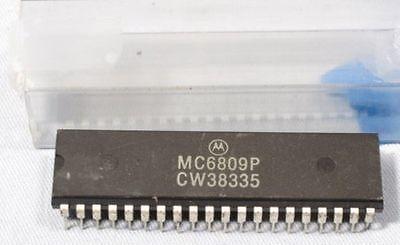 Mc6809p Dip-40 8-bit Microprocessing Unit