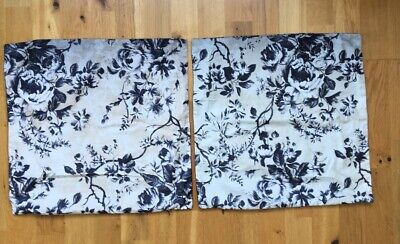 House Of Hackney Dalston Rose Cushion Covers x2