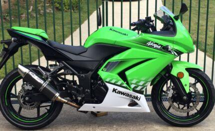 Kawasaki Ninja 250 LAMS,may trade another road bike, $3600 Youngtown Launceston Area Preview