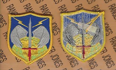 U S  Army North American Aerospace Defense Command Norad Uniform Patch M E