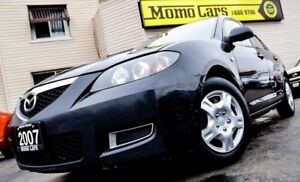 2007 Mazda MAZDA3 I-Sport! Aux In+Power Options! ONLY $108/bi-we