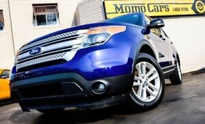 2013 Ford Explorer XLT! 4WD+WARRANTY INCL! ONLY $162/bi-weekly!