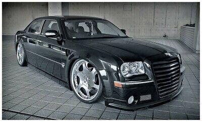 A Medida Vehículo Accesorios: Chrysler 300c Faldillas Laterales