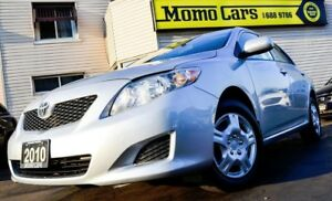 2010 Toyota Corolla CE! Cruise+LOW KMS+AuxIn! ONLY $156/bi-weekl