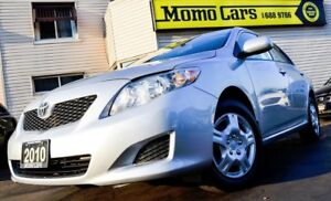 2010 Toyota Corolla CE! Cruise+LOW KMS+AuxIn! ONLY $169/bi-weekl