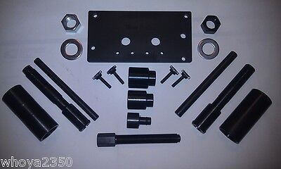 HARLEY DAVIDSON ALL TWIN CAM YEARS INNER CAM BEARING INSTALLER & PULLER TOOLS