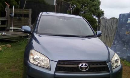 Immaculate condition - Toyota RAV4 Sarina Mackay Surrounds Preview