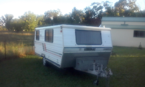 1988 Coromal lowline pop top caravan Nundle Tamworth Surrounds Preview