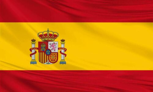SPAIN STATE FLAG 5 X 3 FT EUROPE SPANISH Football Euro 2016 Bandera de España