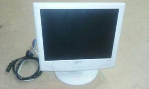 BENQ FP567S LCD COMPUTER SCREEN WORKING GREAT PICKUP TERREY HILLS Terrey Hills Warringah Area Preview