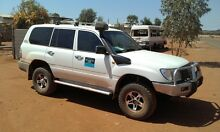 2005 Toyota LandCruiser 4.2 turbo diesel king springs mickey thom Taperoo Port Adelaide Area Preview
