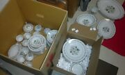 Fine China Dinnerware Set