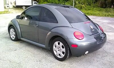 2002 Volkswagen Beetle - Classic GLS Hatchback 2-Door 2002 Volkswagen Beetle GLS Hatchback 2-Door 1.9L