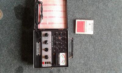 Röhrentester, Röhrentestgerät , Sencore TC154  Tube Checker