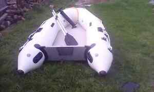 Blow up boat Sorell Sorell Area Preview