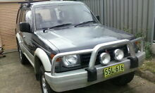 V6 Mitsubishi Pajero 4x4 A/C P/S Towbar Bullbar sunroof Rego South Penrith Penrith Area Preview