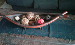 For sale basket with netting balls Liverpool Liverpool Area Preview