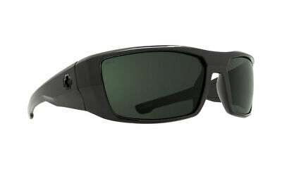 Spy Optic DIRK SOSI Matte Black HD Plus Gray Green Sunglasses 6800000000011