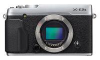 Fujifilm X-e2s Gehäuse / Body Neuware Vom Fachhändler Xe2s Silber - fujifilm - ebay.de