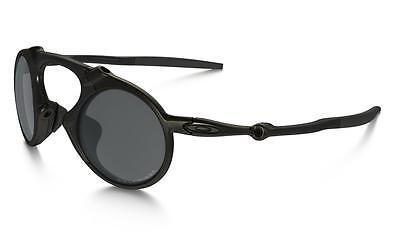 Hot New Authentic Oakley Sunglasses OAKLEY MADMAN Pewter Black Iridium Polarized