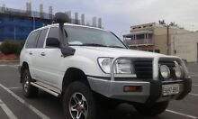2005 Toyota LandCruiser wagon 4.2 turbo, swap trade OR CASH SALE Taperoo Port Adelaide Area Preview