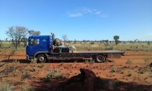 mercedes ATEGO toy hauler sleeper cab t bar 2004 6 speed sa rego Alice Springs Alice Springs Area Preview