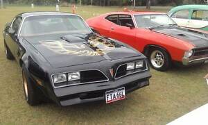 """1978 Pontiac Firebird Trans Am """"THE BANDIT"""" LHD Coupe VG Cond Pottsville Tweed Heads Area Preview"""