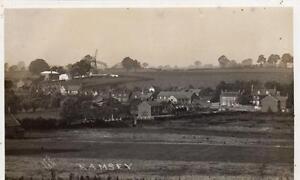 Ramsey Windmill Nr Dovercourt Harwich unused RP old pc