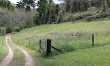 Small slashing and ride on brushcutting Valla Nambucca Area Preview