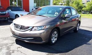 2013 Honda Civic Sdn LX Great Condition!