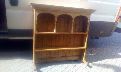 Old Pine Kitchen Dresser Top