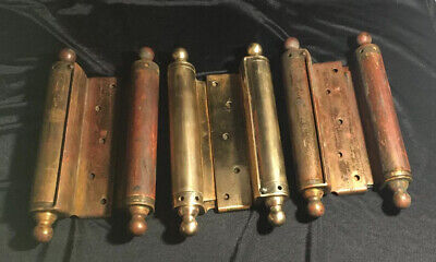 Lot of Antique Large Heavy Duty 10.5