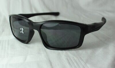OAKLEY SONNENBRILLE OO 9247-15 CHAINLINK Matte Black - Grey Polarized NEU