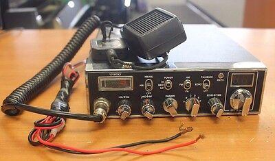 Galaxy DX33HP2 10-Meter 6-Band CB Radio