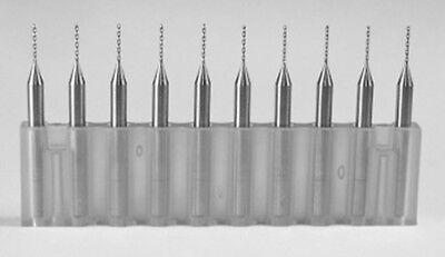 T Tech Micrograin Carbide Micro Drill Bit Pcb Cnc 62.5 Mil Pack Of 10 New