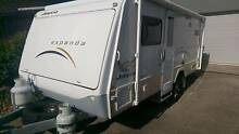 2009 Jayco Expanda 16.49-2 Outback with Bunks Everton Hills Brisbane North West Preview