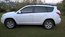 2006 Toyota RAV4 Wagon ONLY $6,700 Rego till End of Year Gympie Gympie Area Preview