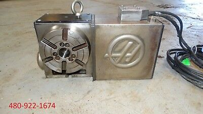 Haas Hrt-160 Rotary Table Cnc Ref 7795823
