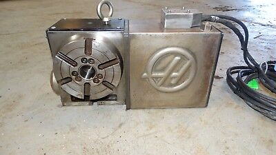 Used Haas Hrt 160 Brushless Sigma 1 Rotary Table Indexer 4th Axis For Sale
