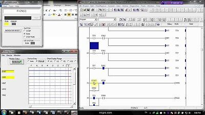 Plc Software Ladder Programming Virtual Automation Learn Logic Controller System