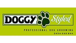 DOGGY STYLED Dog Wash & Clipping MOBILE GROOMING / Groomer 7days Parafield Gardens Salisbury Area Preview