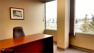 RED DEER: EXECUTIVE OFFICES EVERYTHING YOU NEED-$425/MTH